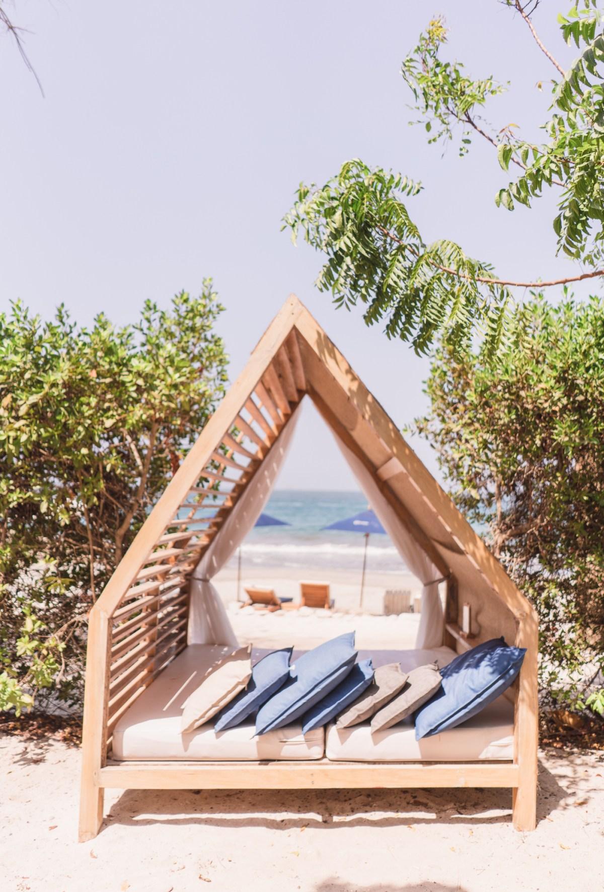 Best Beach Day Trip from Cartagena, Blue Apple Beach Club