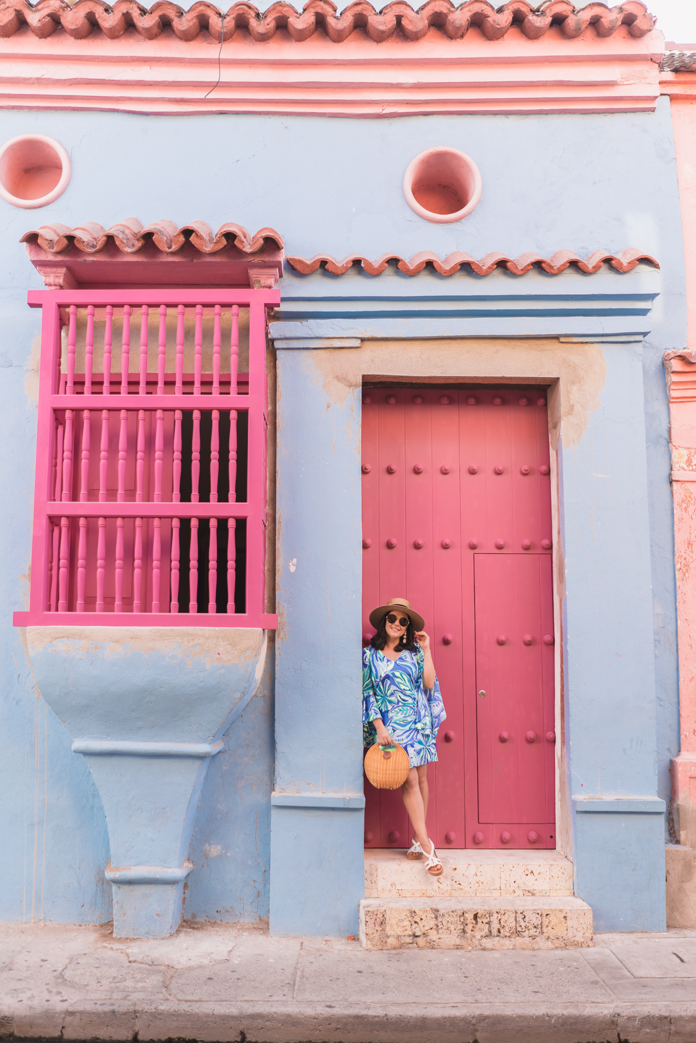 Colors of Cartagena