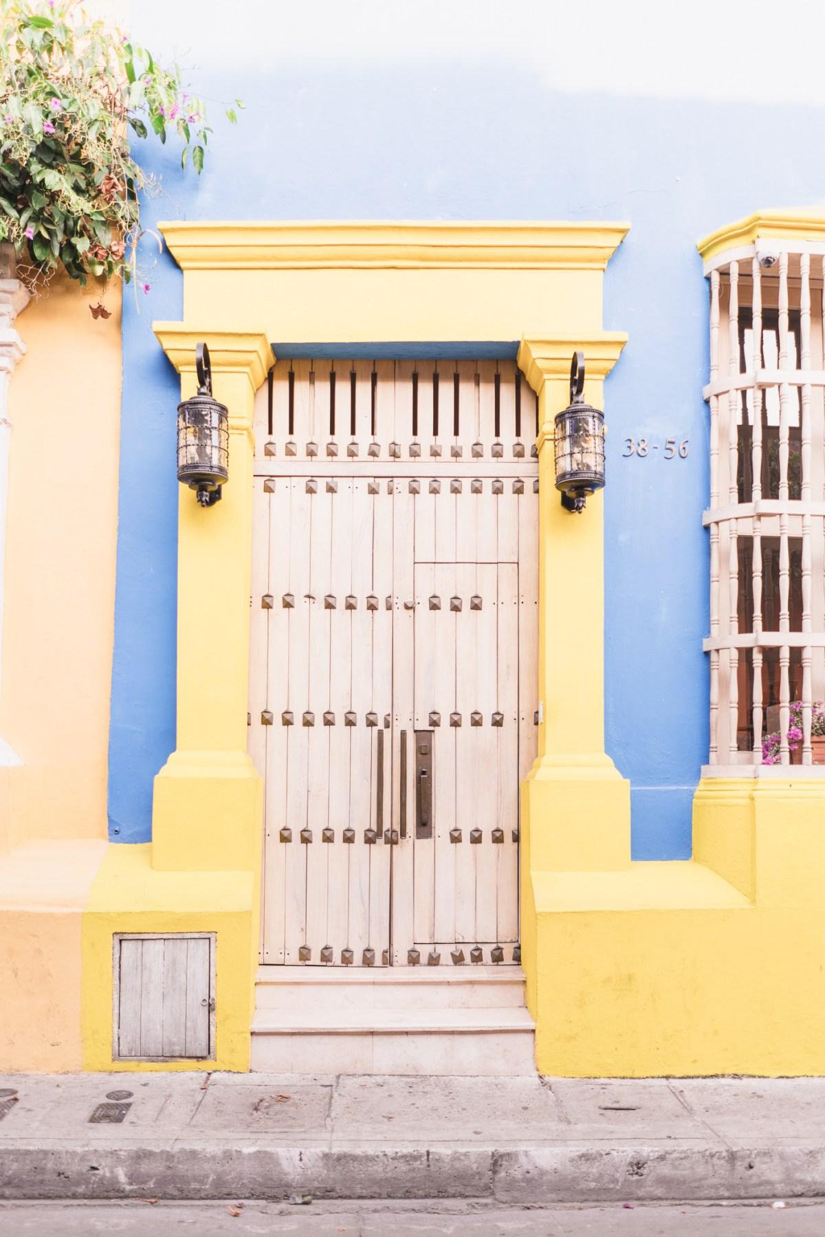 Traveling to Cartagena