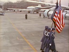 342-USAF-34662 - PRESIDENT KENNEDY VISITS SAC HEADQUARTERS, 12-07-1962-285.000