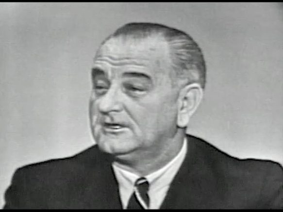 MP 509 - LBJ Press Conference - 19640229-1200.000