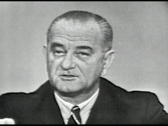 MP 509 - LBJ Press Conference - 19640229-1380.000