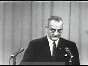 MP 511 - LBJ Press Conference - 19640416-300.000