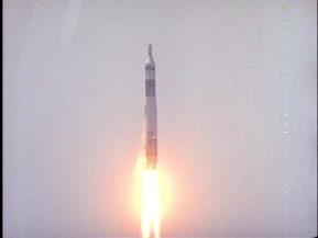 342-USAF-34148-Titan VS-1 Rocket Launch (1961)-105.000