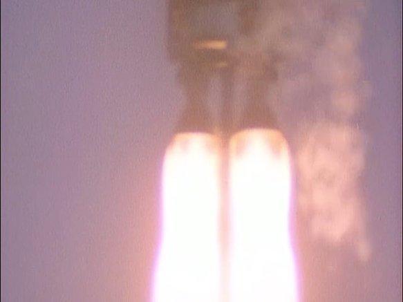 342-USAF-34148-Titan VS-1 Rocket Launch (1961)-1320.000