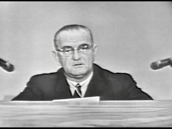 MP 509 - LBJ Press Conference - 19640229-540.000