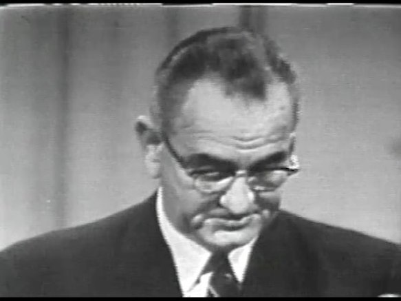 MP 511 - LBJ Press Conference - 19640416-540.000