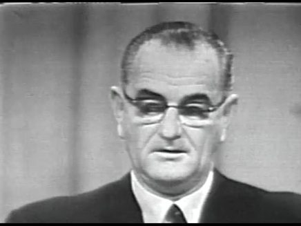 MP 511 - LBJ Press Conference - 19640416-660.000