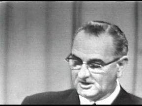 MP 511 - LBJ Press Conference - 19640416-960.000