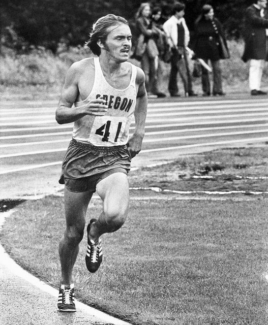 This is What Steve Prefontaine and Rose Festival Track and Field Meet Looked Like