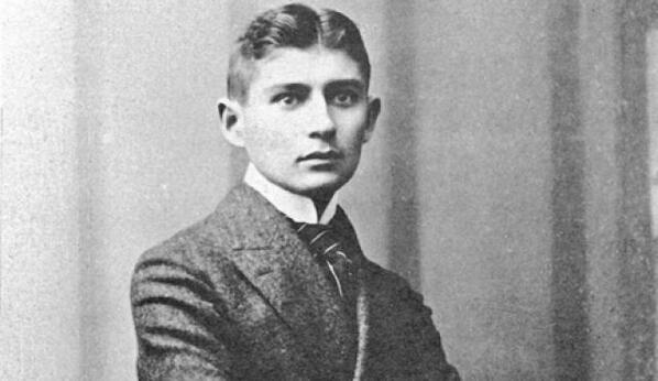 What Did Franz Kafka Look Like  on 7/3/1883