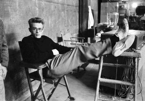 What Did  James Dean and Phil Stern Look Like  64 Ago