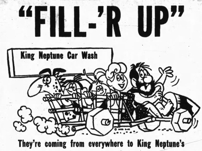 I don't think there's anything about this that's not of its time. Source: Ottawa Journal, June 25, 1961, Page 13.