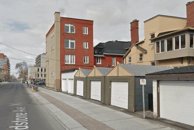 The Franconna (Belgrave Terrace) Annex that asked the question. Image: Google Street View, April 2015.