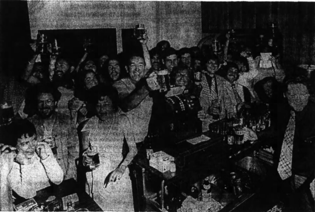 One final toast to the Embassy Restaurant. Source: Ottawa Journal, September 3, 1974, p. 3.