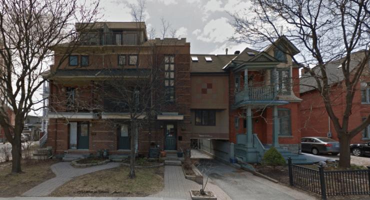 34-40 MacLaren today (April 2015). Image: Google Maps.