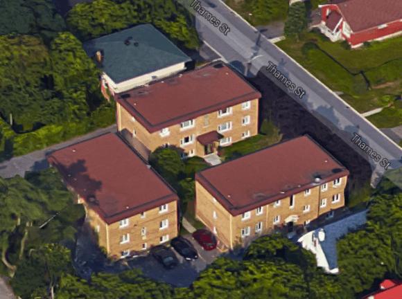 Thames Court, 2015. Image: Google Maps.