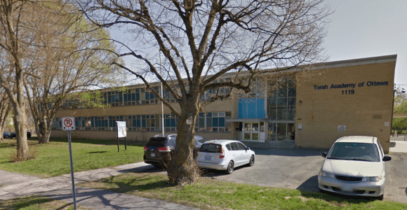 Fortin's building in 2014. Image: Google Maps.