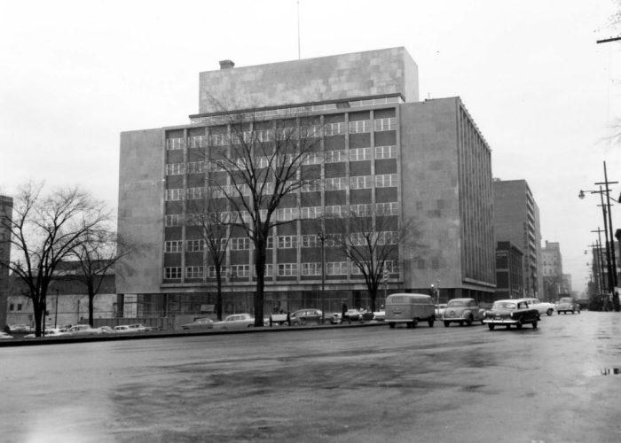 Lorne Building. Image: URBSite.