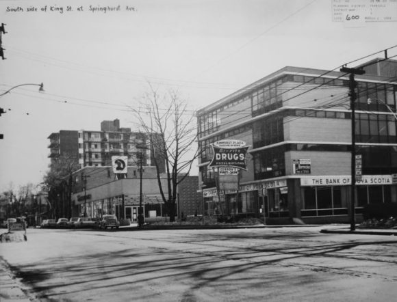 City of Toronto Archives, Fonds 2032, Series 840, File 296