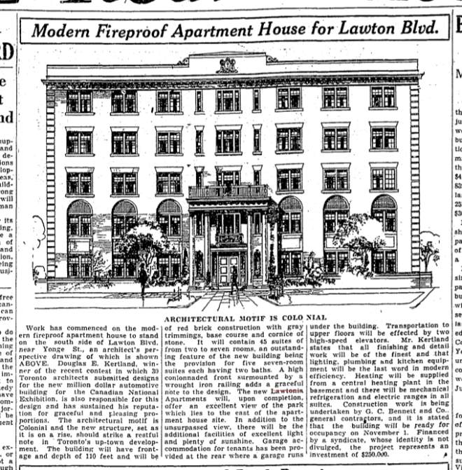 Source: Toronto Star, August 2, 1929, 16.