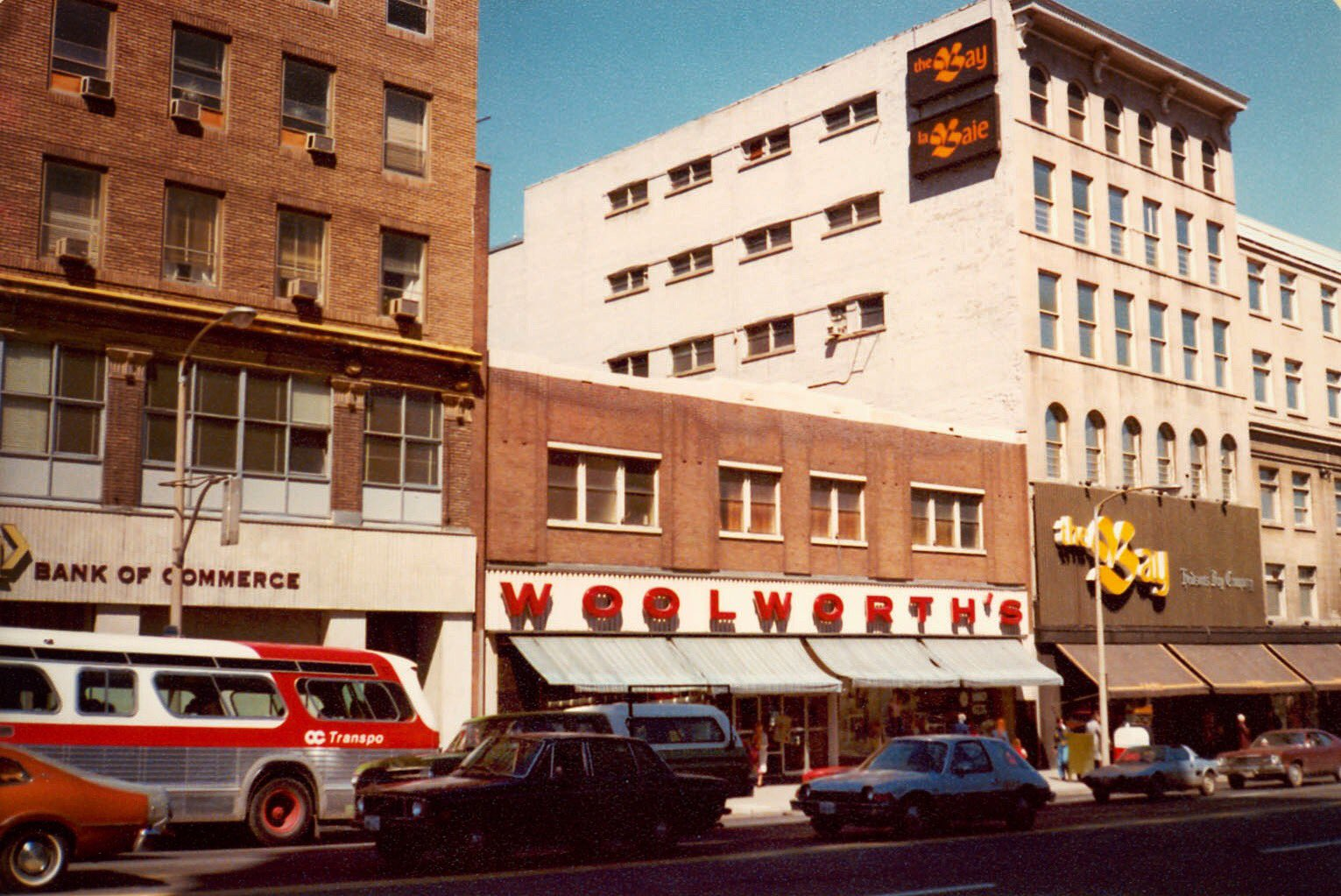 Woolworth\'s on Rideau – The Margins of History