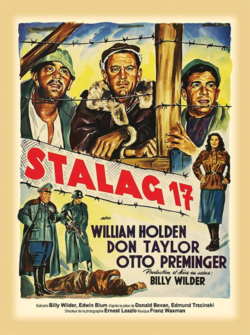 Risultati immagini per Stalag 17