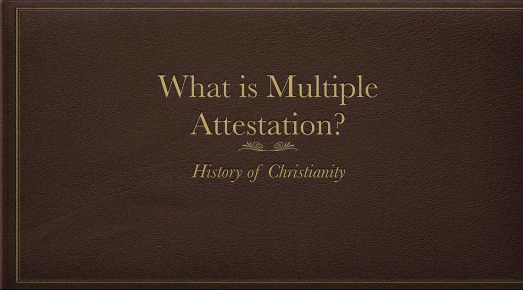Multiple Attestation