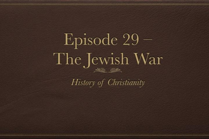Jewish War