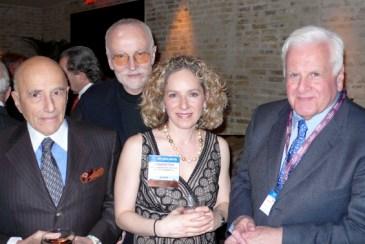 Peter Koblenzer, Karl Holubar, Eve Lowenstein, Lowell Goldsmith