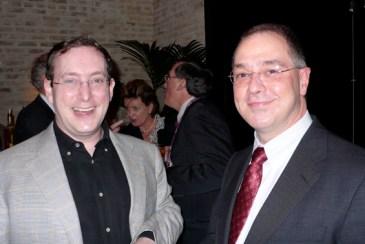Noah Scheinfeld, Thomas Cropley