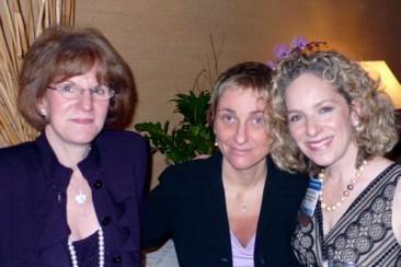 Sheila Parish, Yelena Frankel, Eve Lowenstein