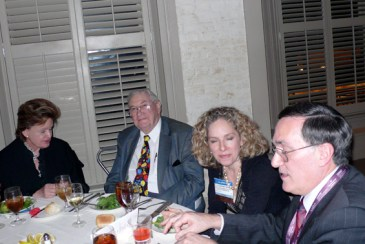 Coleman Jacobson, Eve Lowenstein, Mark Valentine