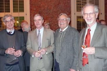 Robert Pariser, Frank Powell, Denny Tuffanelli, Daniel Wallach