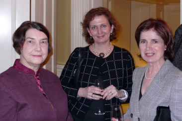 Anne Black, Branka Marinovic, Anne Powell