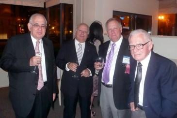 Mauricio Goihman-Yahr, Joseph Pace, Richard, Charles Steffen