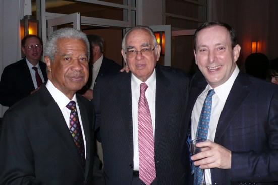 Charles McDonald, Mauricio Goihman-Yohr