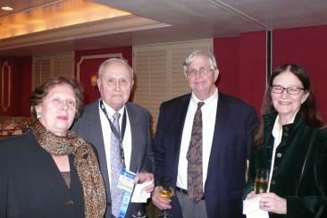 Larry Millikan, Clark Lambert, Muriel Lambert