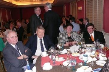 Larry Millikan, Torleif Roykenes, Marcia Ramos-e-Silva, Jerry Shapiro