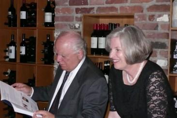 Joseph Pace, Diane Benedetto