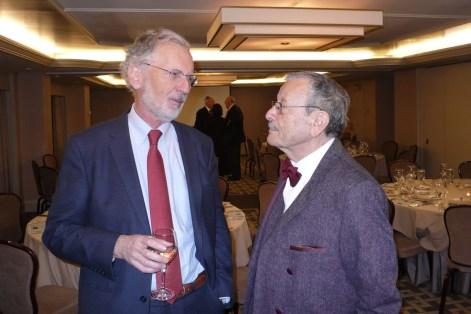 Daniel Wallach, Robert Baran