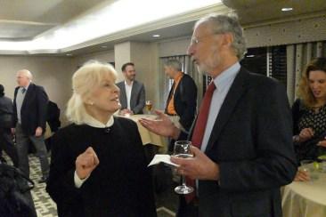 Nicole Baran, Daniel Wallach