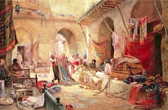 Part 1: The Impact Of The Arabs On Western Civilization