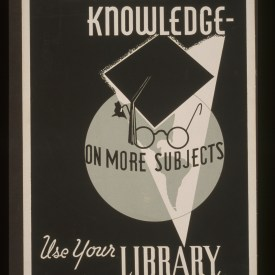'For greater knowledge…'