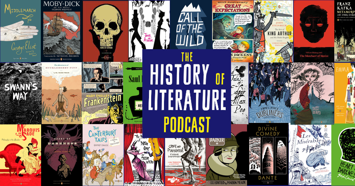 The History Of Literature A Podcast