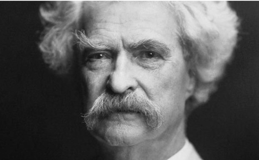 90 Mark Twain's Final Request