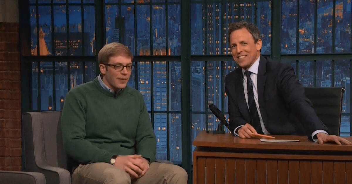 142 Comedian Joe Pera Talks with Us (with Joe Pera)