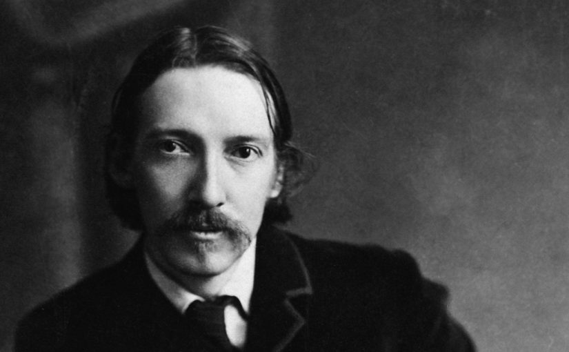 186 Robert Louis Stevenson