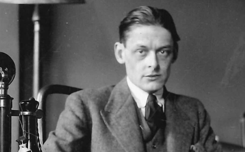 256 T.S. Eliot | The Waste Land