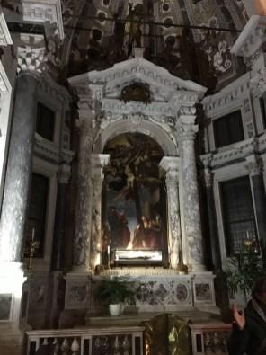 interior Basilica di San Giovanni e Paolo